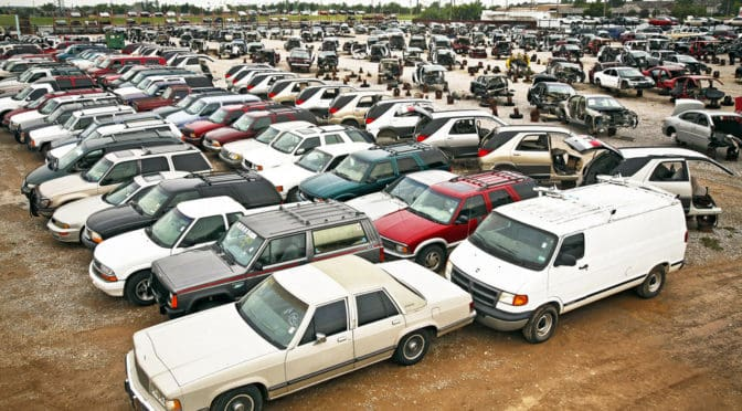 Whoops! | 'Cash for Clunkers' Actually Hurt the Environment | Yahoo! News