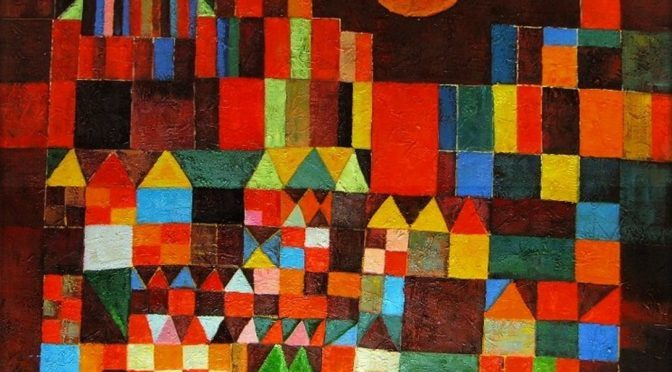 FROM THE VAULT | Creative Confessions | Paul Klee