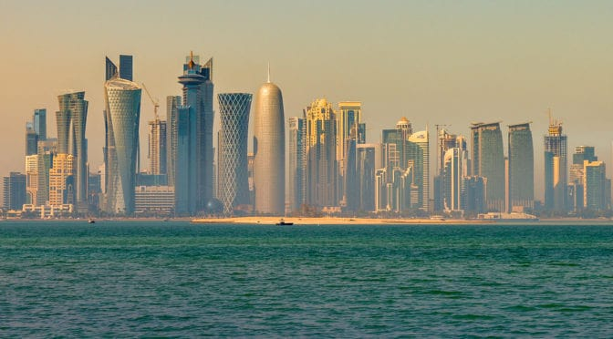 Urban Patterns | Doha, Qatar