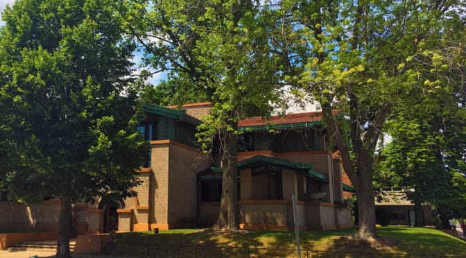 PHOTO ESSAY | Dana-Thomas House | Frank Lloyd Wright